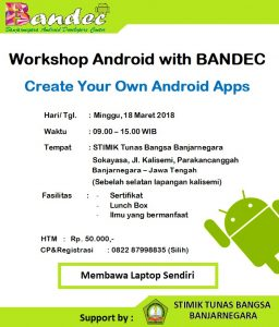 Workshop Bandec