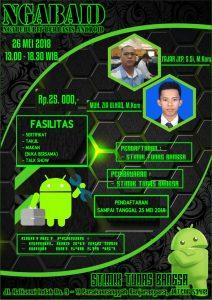 Seminar NgabuburIT Android